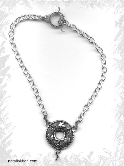 Natalia's jewellery  Maple Leaf jewellery: Luxury Silver